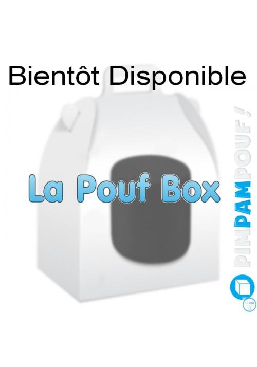 Pouf Box Bohême