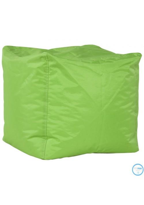 le pouf carr ou rond enfant personnalisable dans plus de 60 coloris pimpampouf. Black Bedroom Furniture Sets. Home Design Ideas