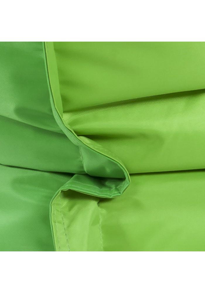 pouf billes vert pistache petit prix coloris tissu. Black Bedroom Furniture Sets. Home Design Ideas