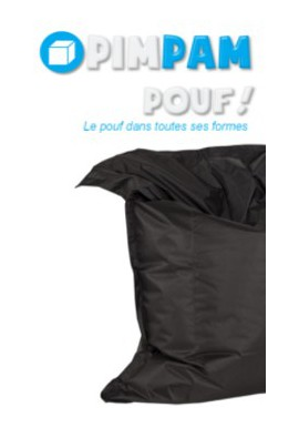 le pouf billes xl ext rieur petit prix pimpampouf. Black Bedroom Furniture Sets. Home Design Ideas